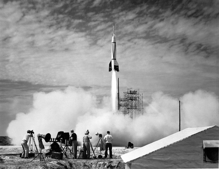 Why does NASA launch rockets from Cape Canaveral, Florida?