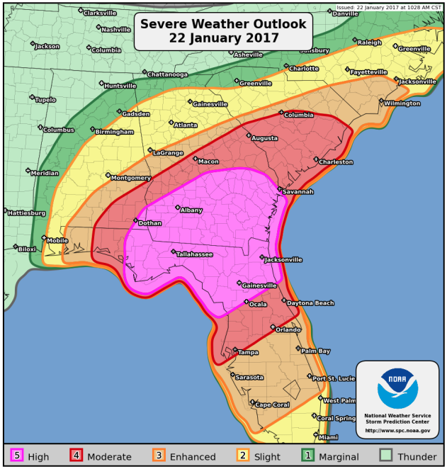 Major tornado outbreak likely Sunday | AccuWeather
