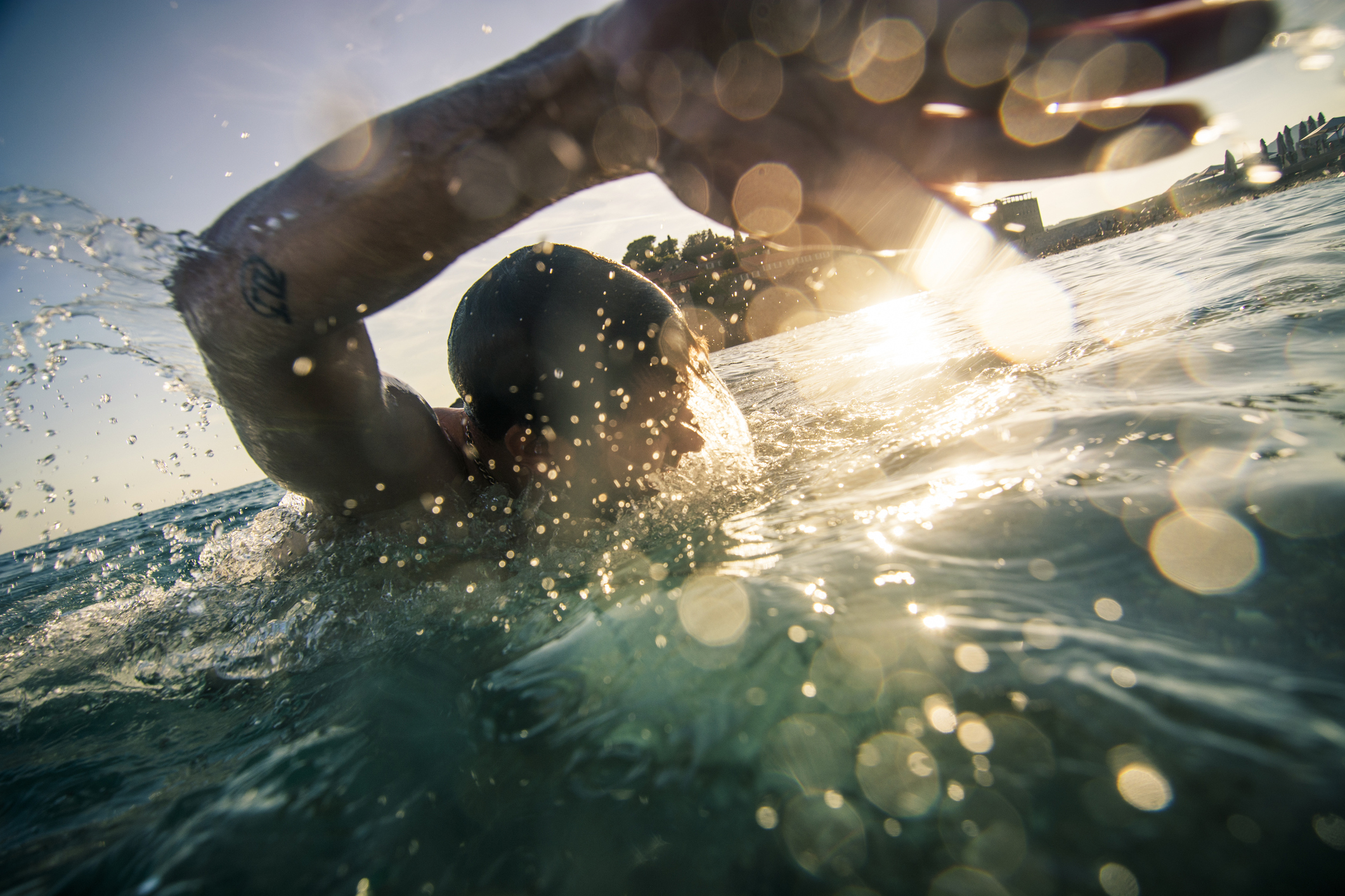 5 hidden hazards of summertime swimming