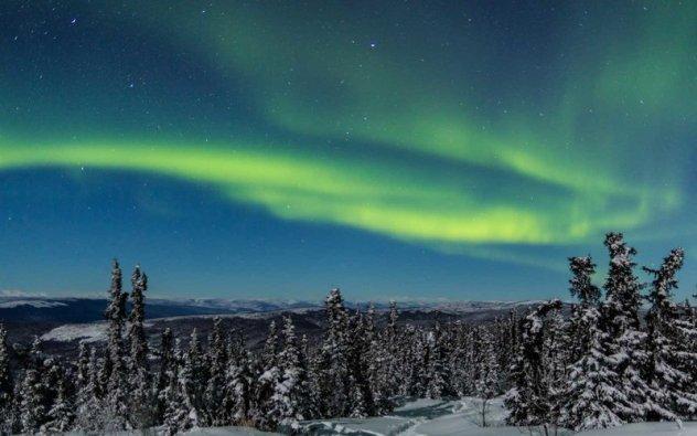 Aurorae - Polar Light Shows