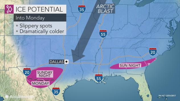 Ice to pose travel hazards in southern US during New Year's ... Interstate Map Thru on lincoln way map, interstate 27 map, interstate 26 map, interstate 30 map, interstate map of mississippi and alabama, interstate 85 map, interstate 10 map, interstate 80 map, interstate 422 map, interstate 44 map, interstate 25 map, interstate 526 map, interstate 75 map, new jersey route 1 map, interstate 70 map, interstate highway map, interstate 74 map, us highway 78 map,