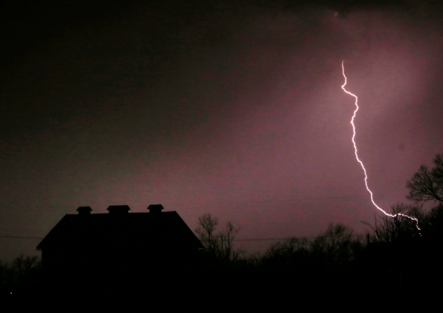 Lightning Kills Which Outdoor Activity, Great Outdoors Lightning Strike