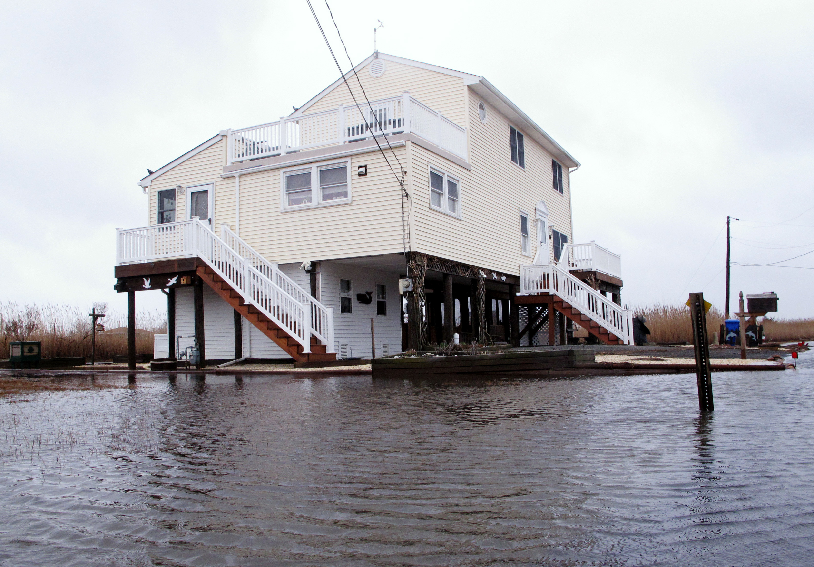 The Property Value Of Your Coastal Home May Drop Significantly As Rising Seas Inch Closer Accuweather