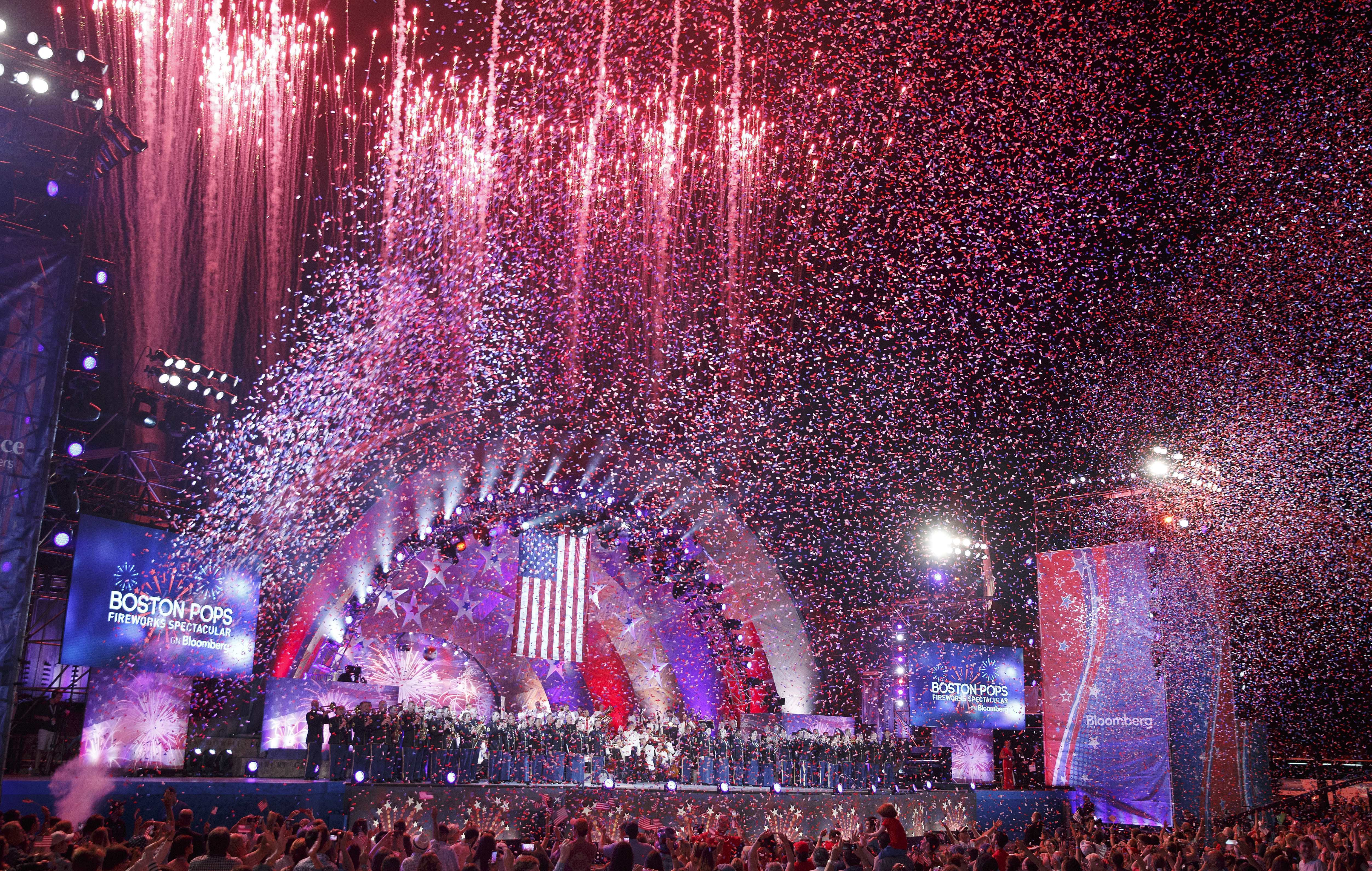 July 4th fireworks: Where will the weather be best for the