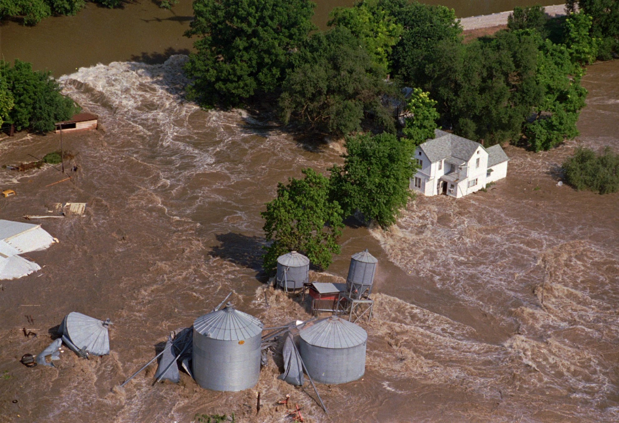 25 years later: The Great Flood of 1993 remains worst river