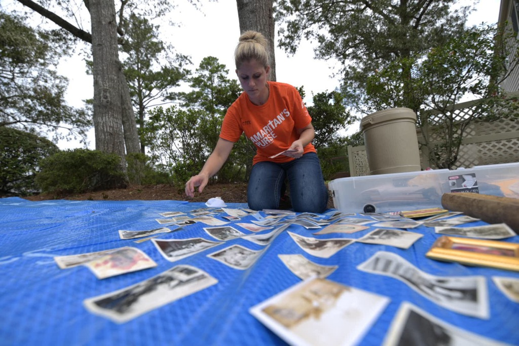 Volunteers, charities help victims to rebound from Hurricane