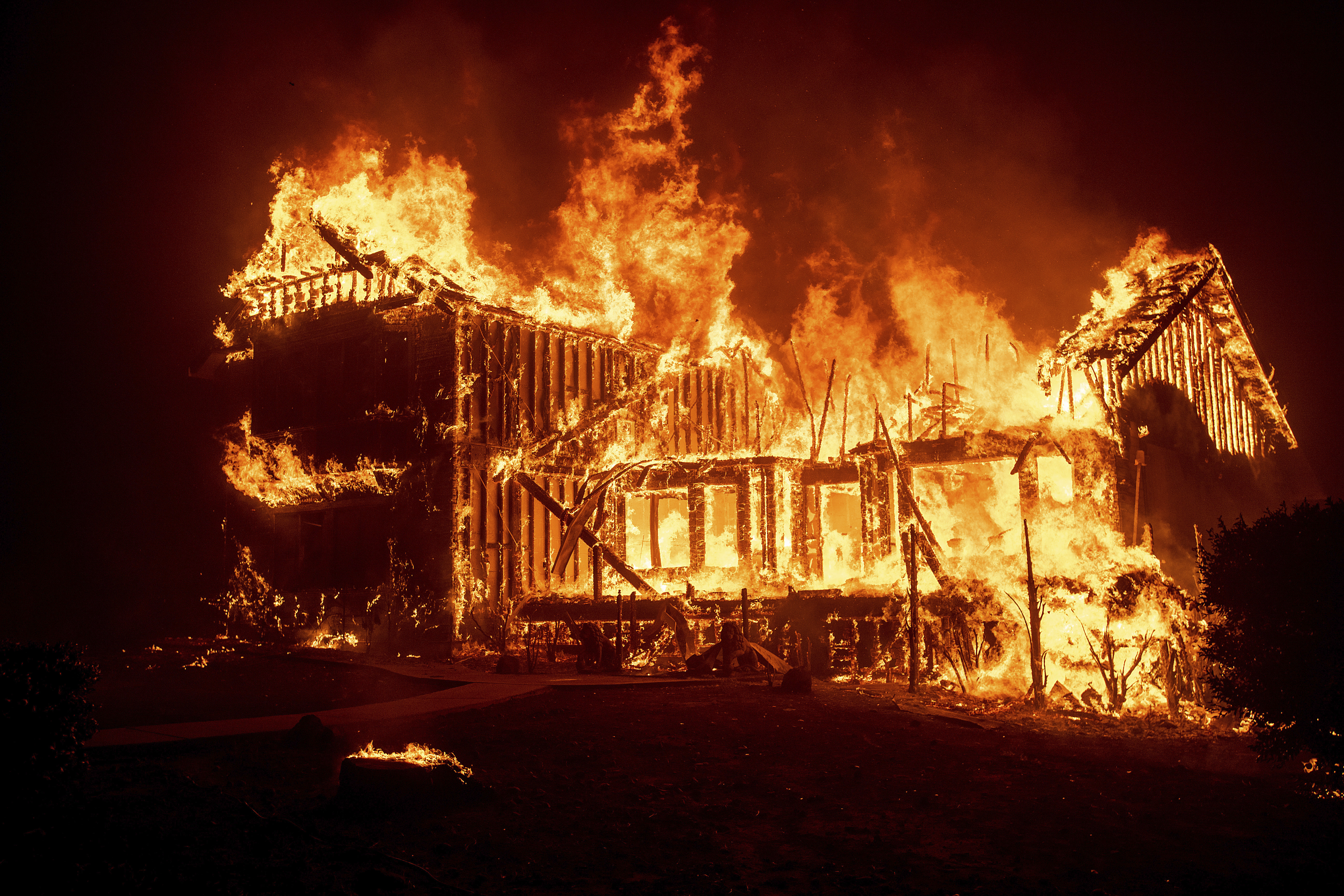 Camp Fire becomes deadliest wildfire in California's history