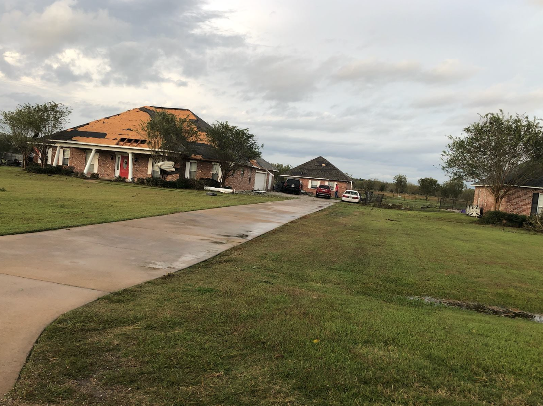 Photos: Severe storms leave trail of damage across