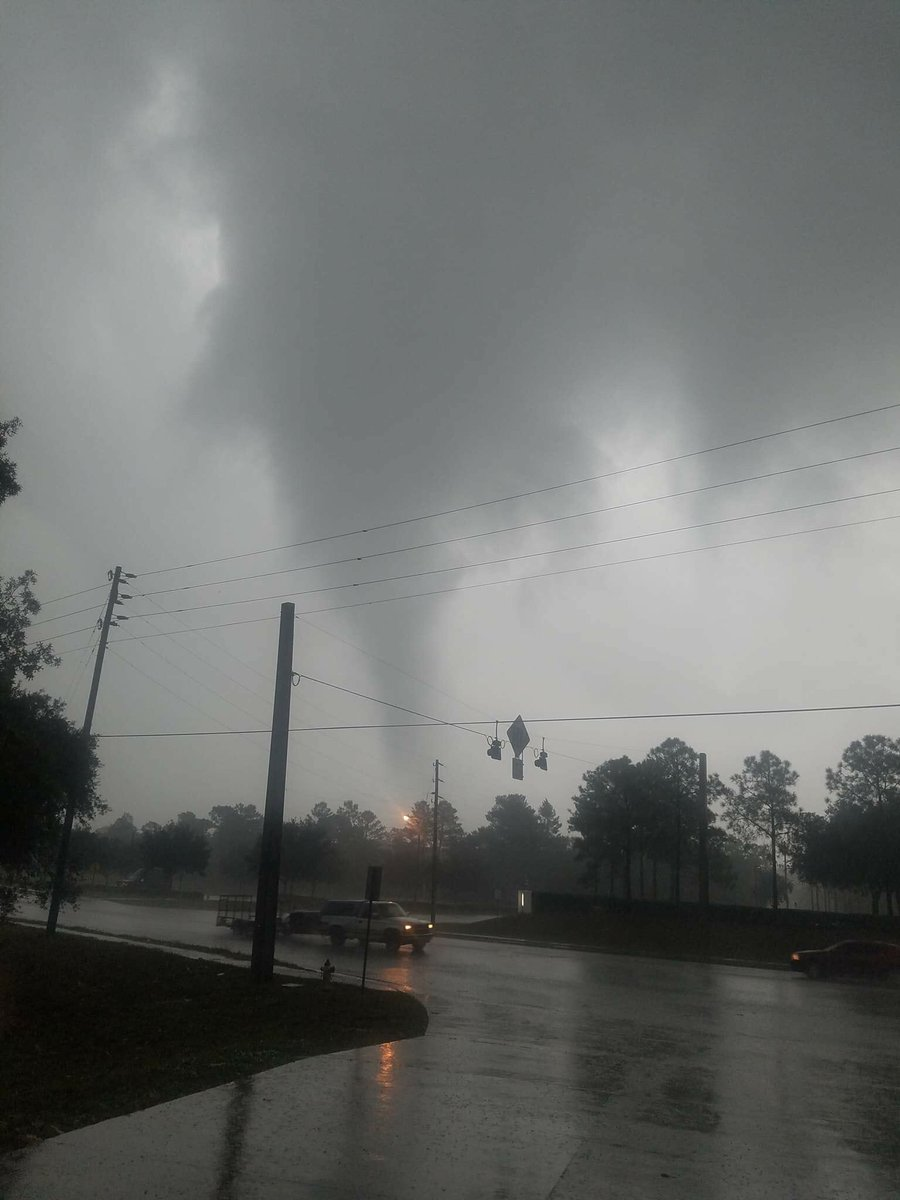 Photos: Severe storms, tornadoes cause damage near Tampa