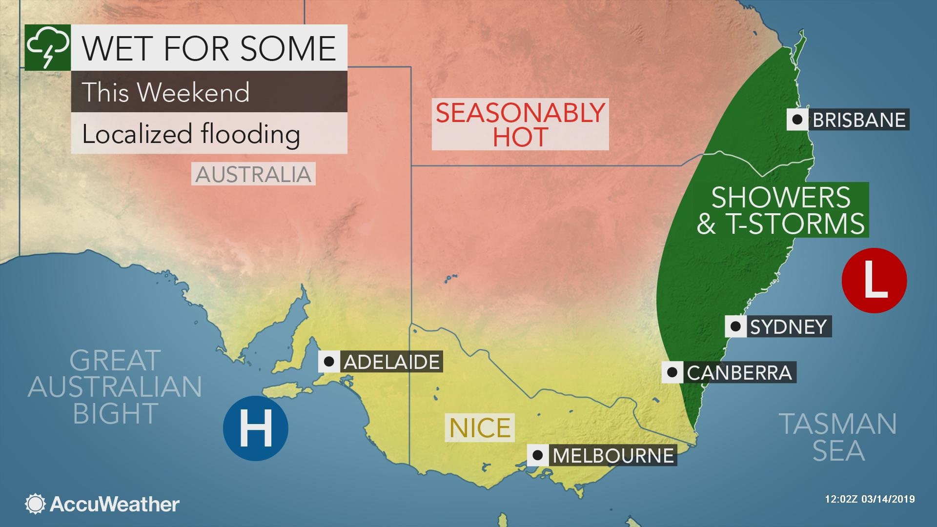 Sydney Weather - AccuWeather Forecast for NSW