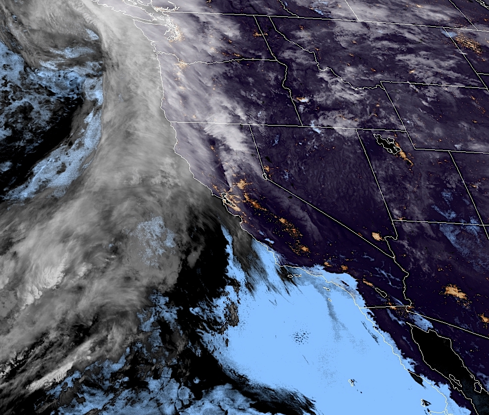 March-like storm to blast California with drenching rain