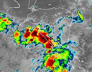 Tropical downpours to enhance flood, mudslide risk in ... on geographic map of central america, map map of central america, road map of central america, printable map of central america, world map of central america, satellite view of north america, weather channel central america, political map of central and south america, world atlas of central america, precipitation map of central america, elevation of central america, google earth of central america, detailed map of central america, google map of central and south america, restaurants of central america, blank map of central america, outline map of central america, full page map of south america, coordinates of central america, green map of central america,
