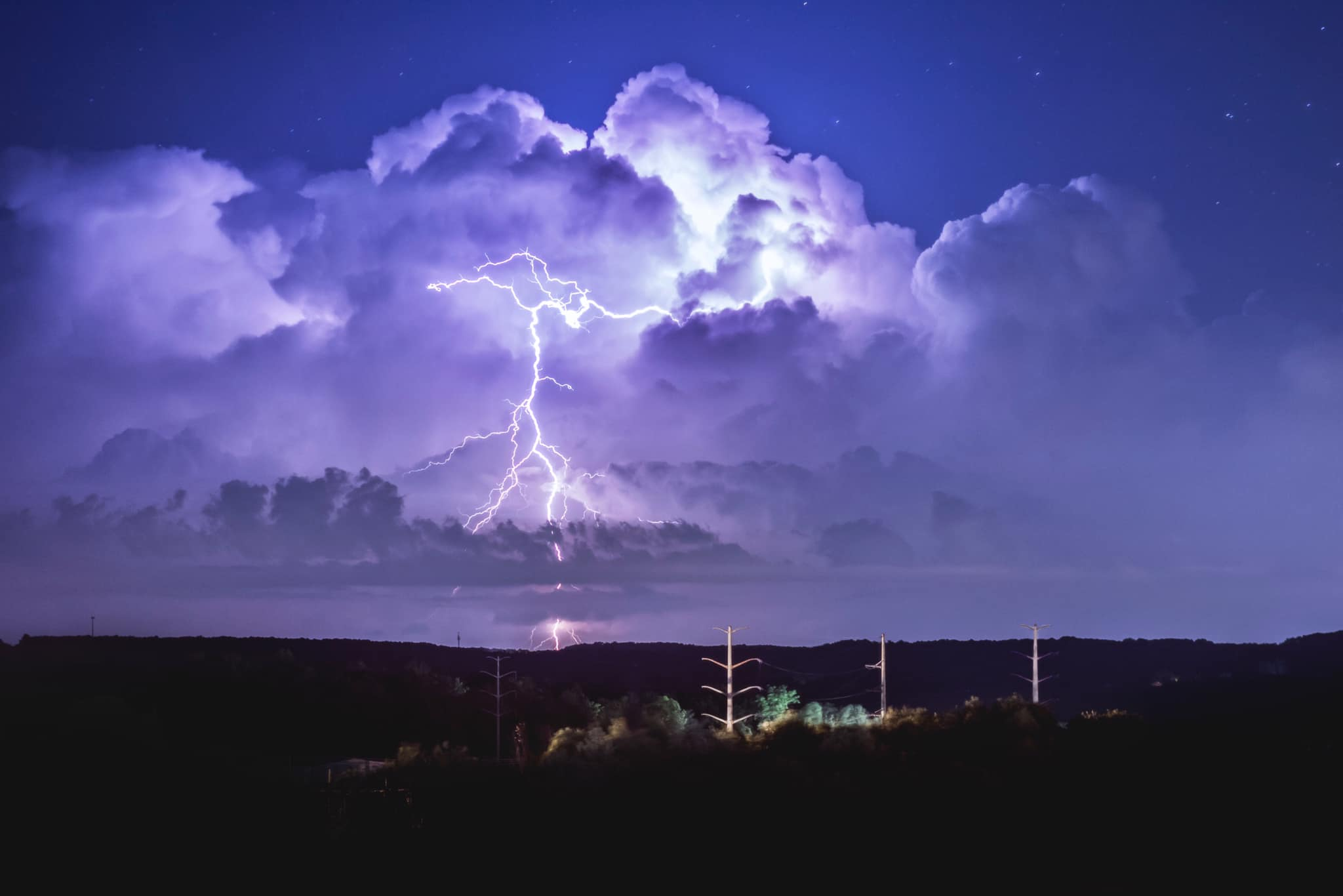Lightning Severe Weather Dangers To Plague Midwest