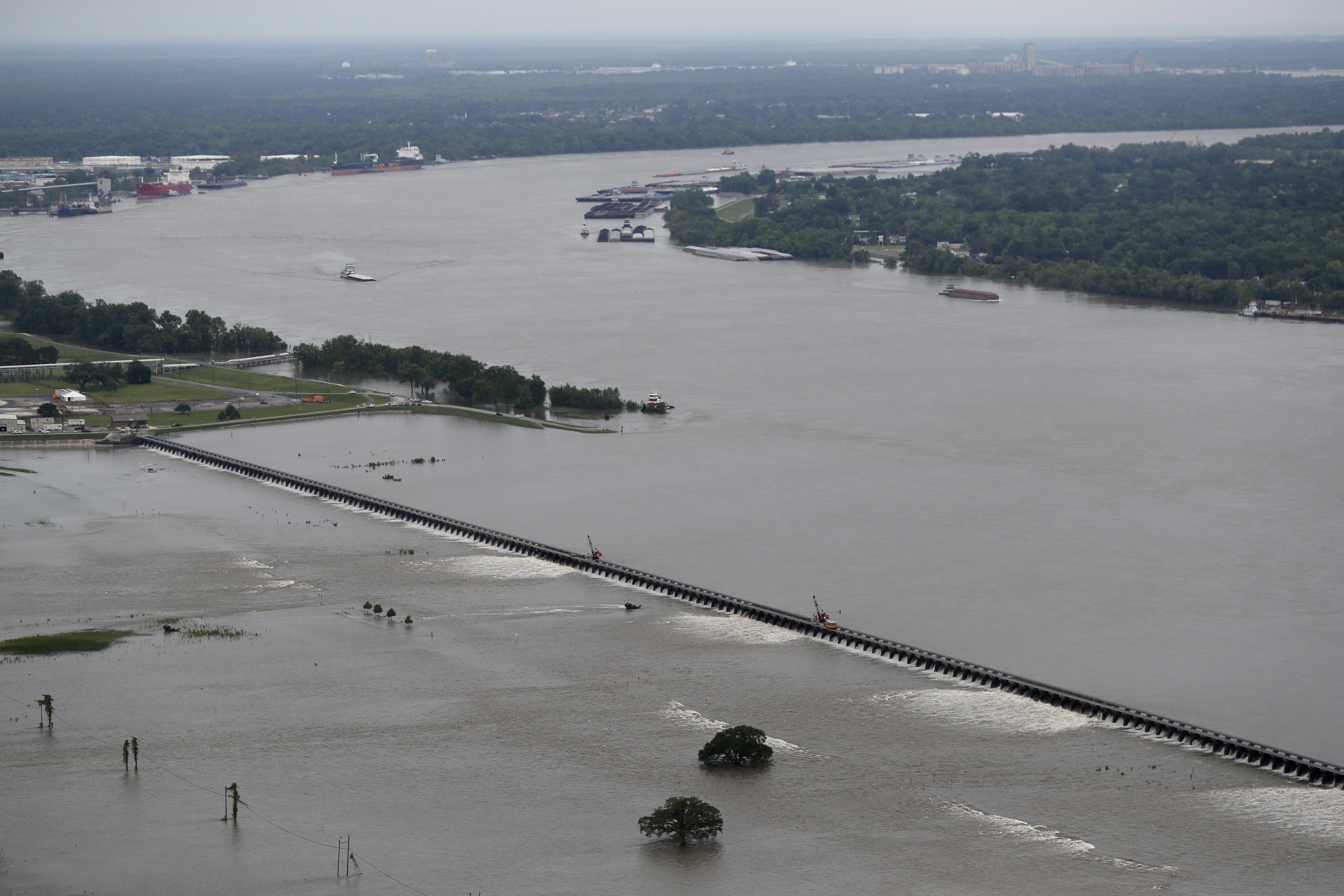 Baton Rouge, Louisiana, to break record for longest river