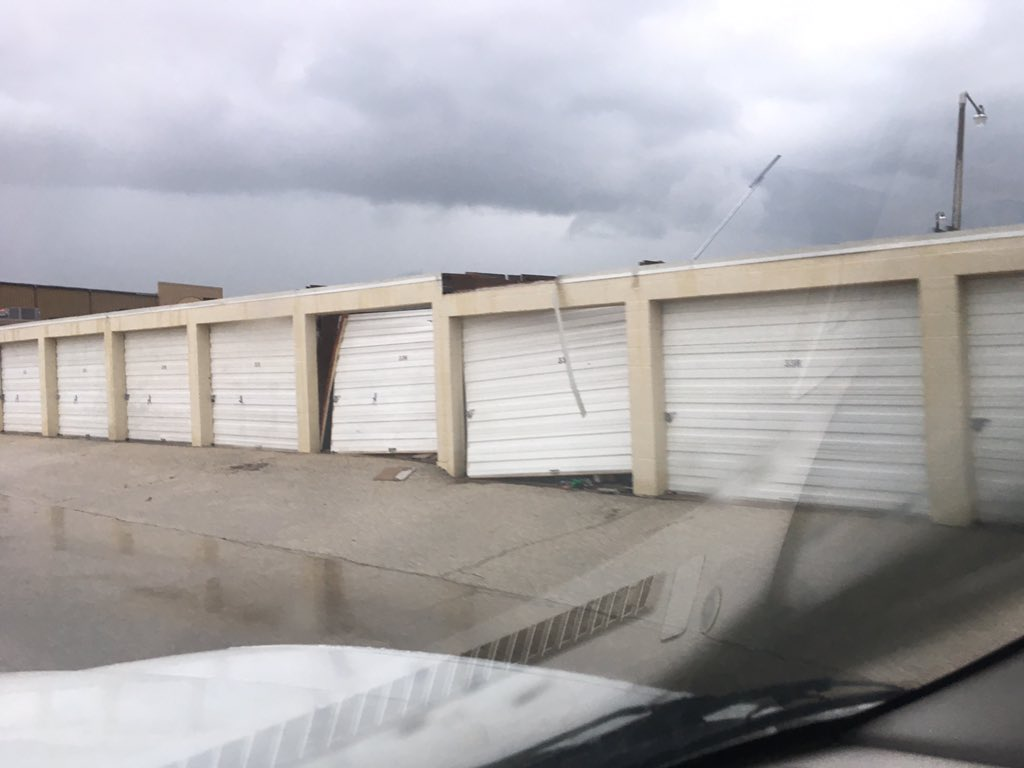 LIVE: Damaging wind, isolated tornado threat continues as