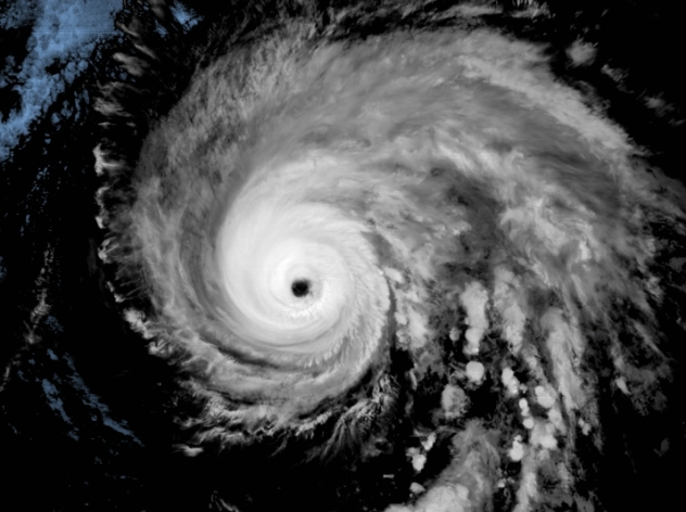Hurricane Barbara continues to roar in Eastern Pacific