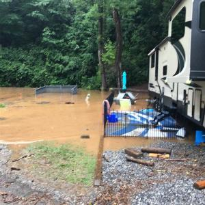 Photos: Severe flooding prompts states of emergency, leaves