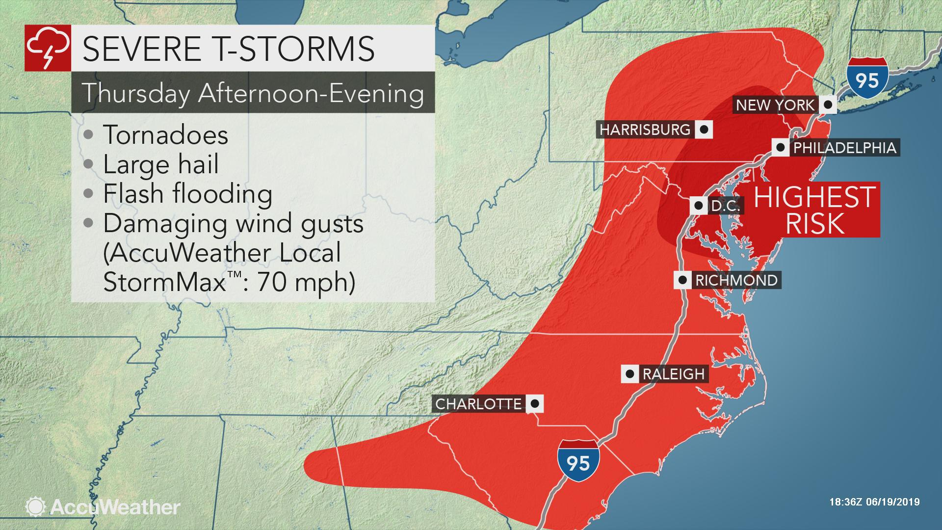 Waterlogged Northeast faces more rain and now a heightened ...