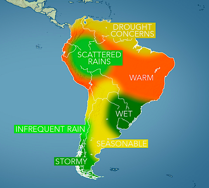 Buenos Aires Weather - AccuWeather Forecast for C