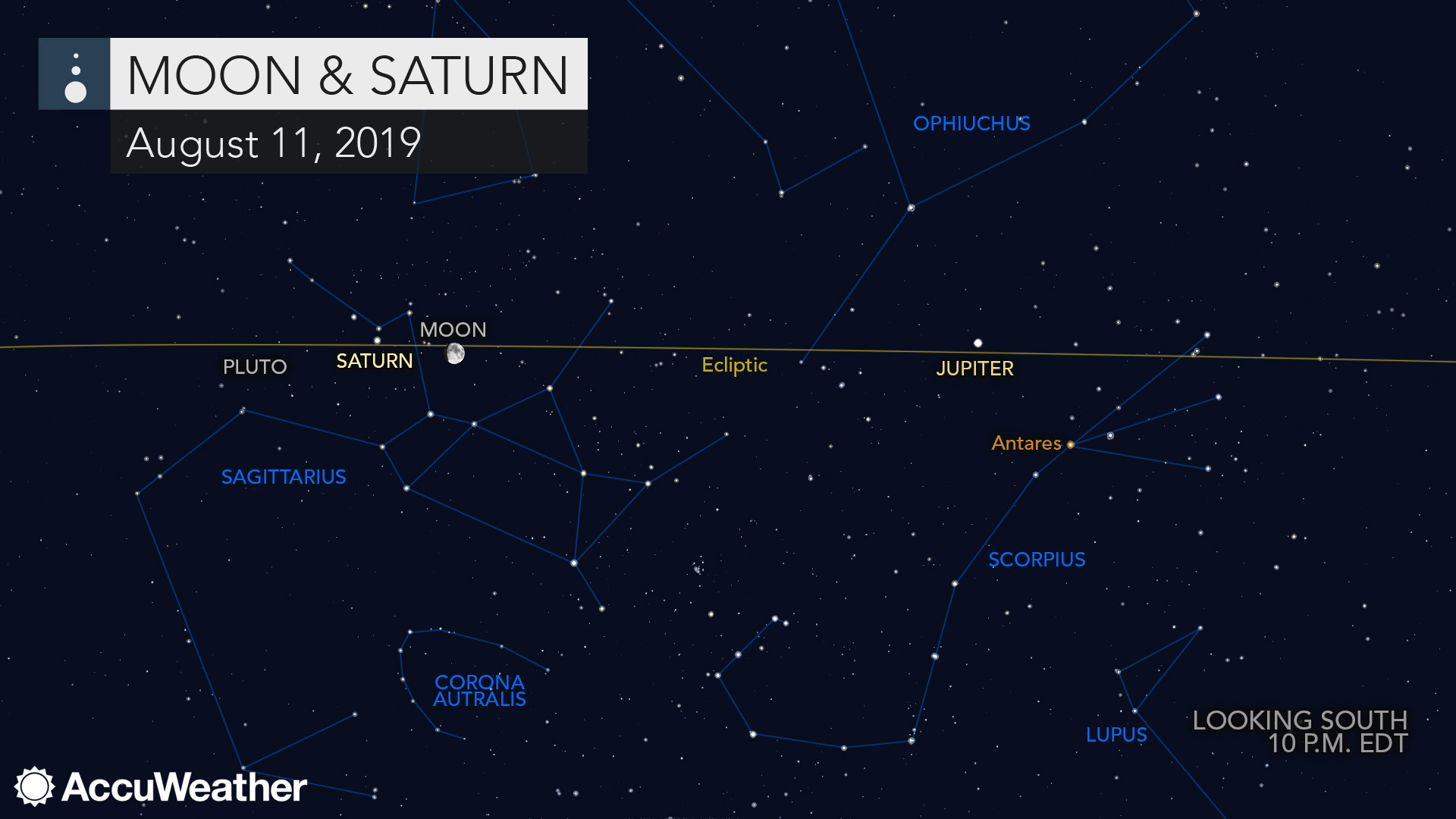 August 2019: 3 things stargazers won't want to miss in the