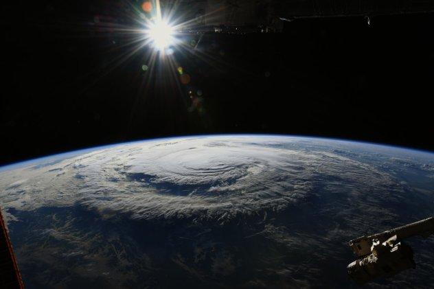 космический корабль на Венере