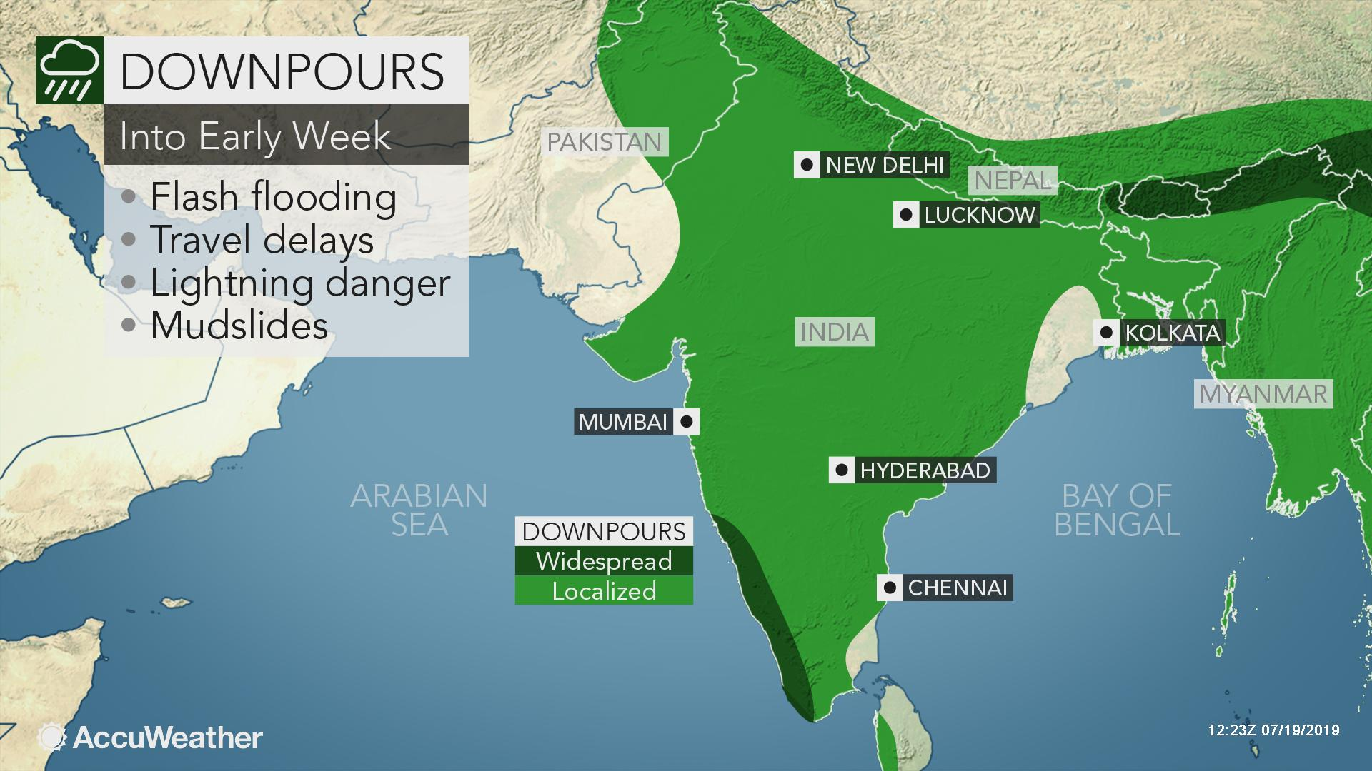 Chennai Weather - AccuWeather Forecast for TN