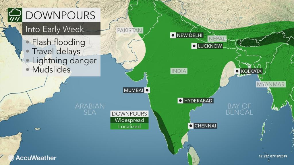Lucknow Weather - AccuWeather Forecast for UP