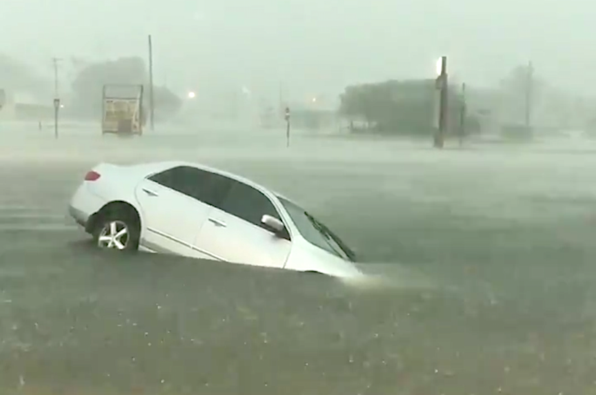 In case you missed it: Major Hurricane Humberto brushes dangerously close to Bermuda; Imelda's deadly deluge plagues Texas