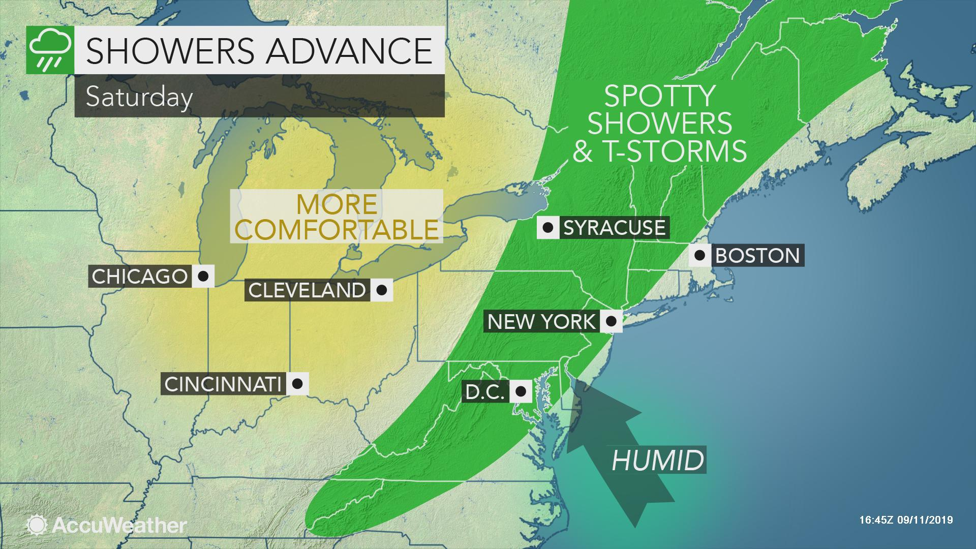 Maine Doppler Weather Radar Map - AccuWeather com