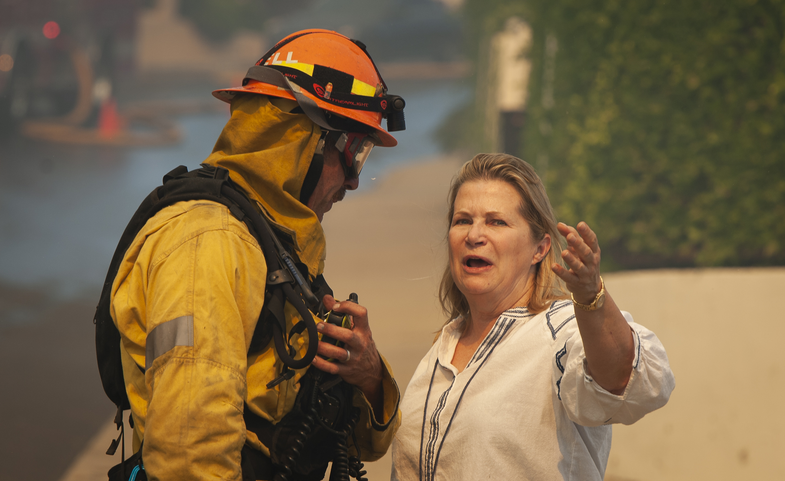 Strong winds to fuel critical fire risk in California