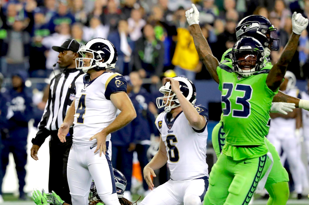 Seahawks Qb Credits Unusual Weather Event With Saving A 1