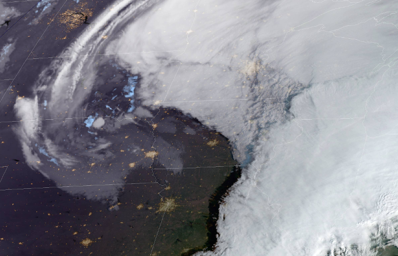 Howling winds to threaten travel disruptions over north-central US