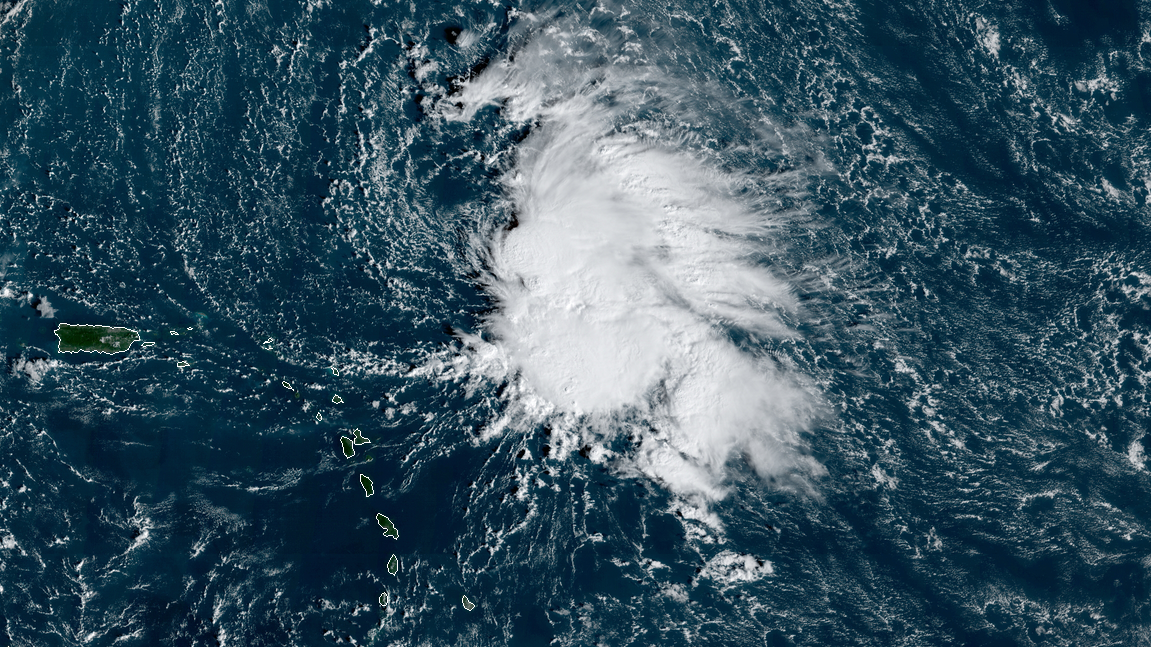 Atlantic may yield 20th tropical depression prior to end of hurricane season