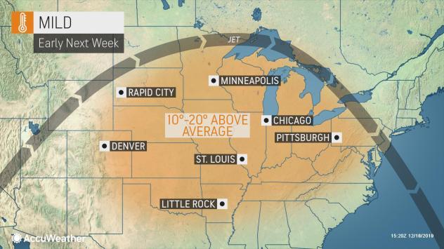 2019 US Christmas travel forecast | AccuWeather
