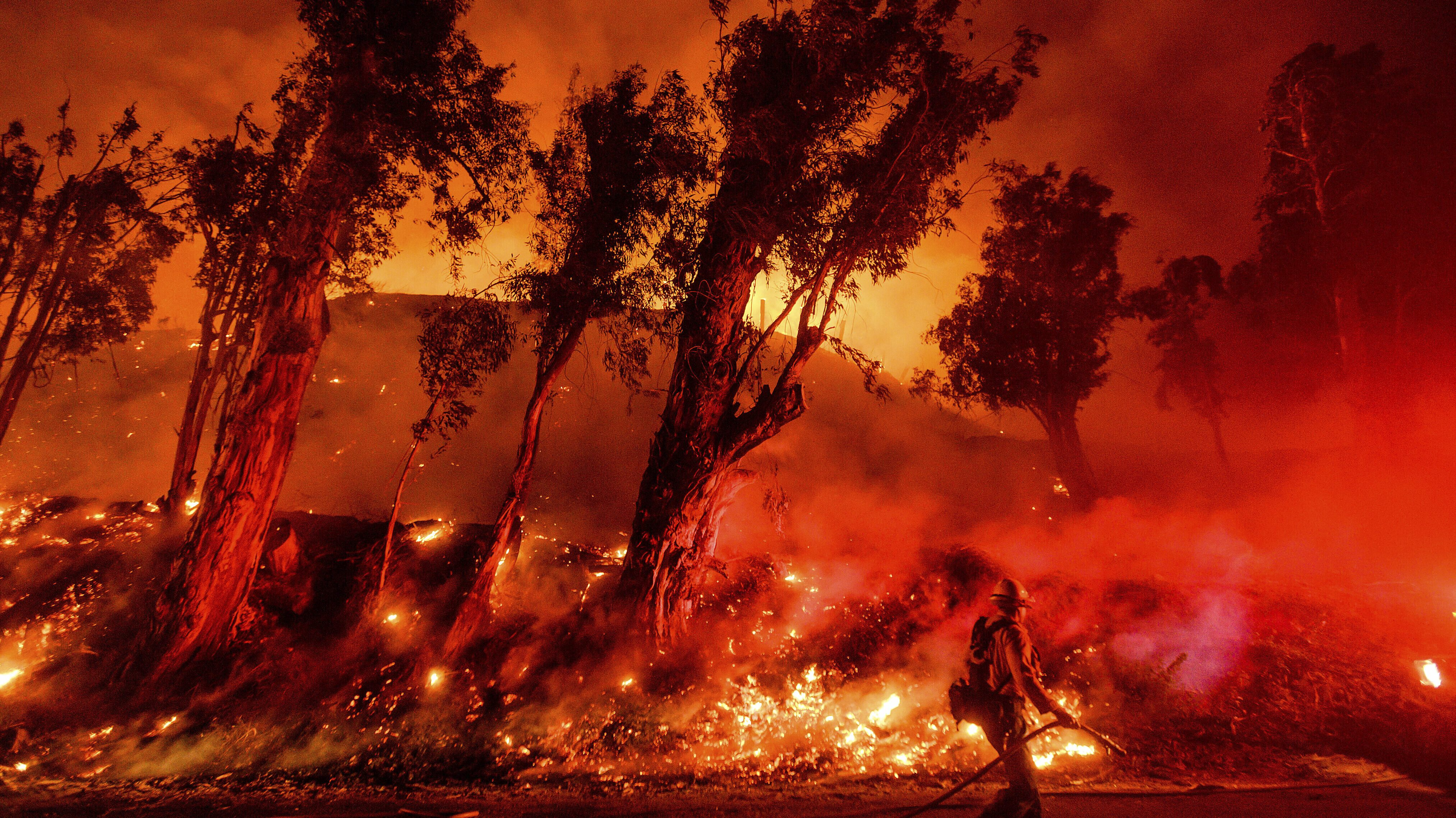 California may need a 'Miracle March' to prevent an early and dangerous  wildfire season | AccuWeather