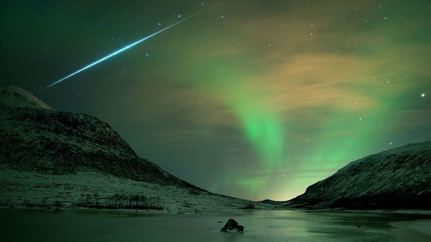 'Arguably the best meteor shower of the entire year' to reach its pinnacle this week