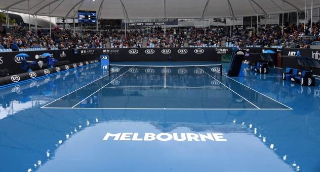 Australian Open Weather To Threaten More Delays This Week