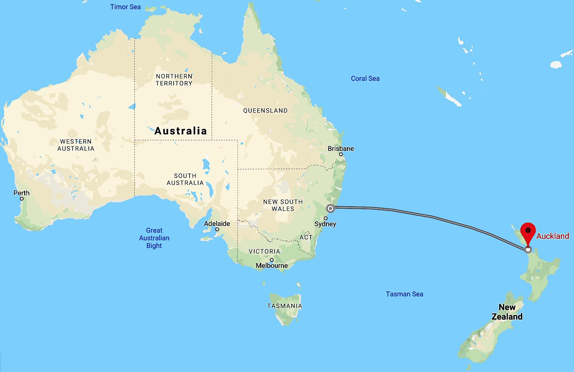 New Zealand sees effects of Australia bushfires burning more ...