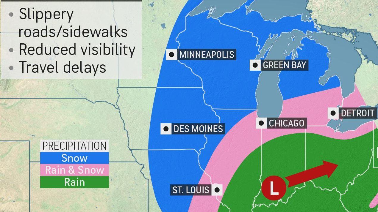 United States Weather Radar   AccuWeather