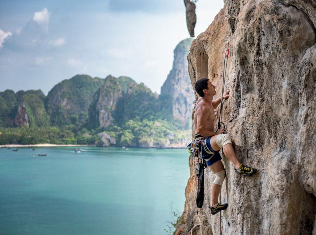Spring Workout Rock Climbing Accuweather