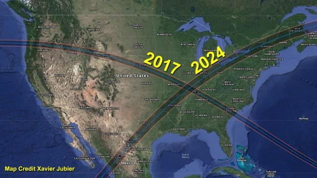 solar eclipse USA