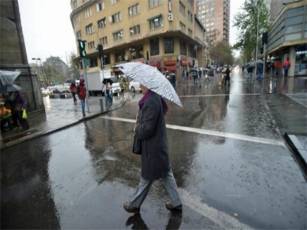 First Significant Rain Opportunity For Central Chile Accuweather
