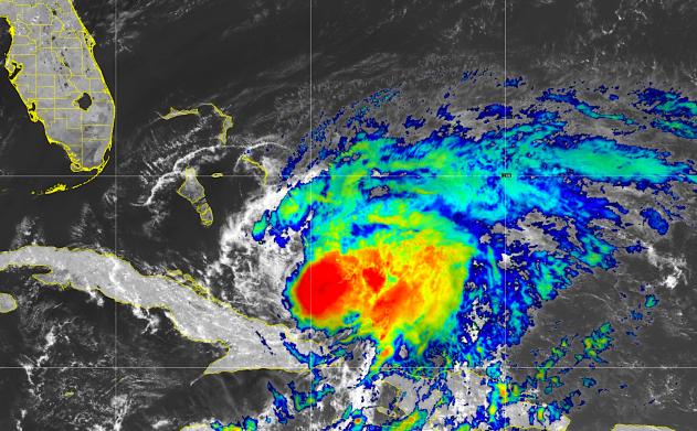 Hurricane Isaias Barreling Toward the Bahamas and Florida