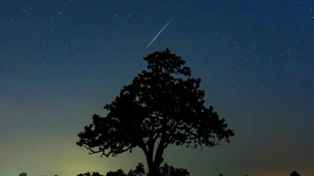 Tuesday night to feature the 'most popular meteor shower' of 2020
