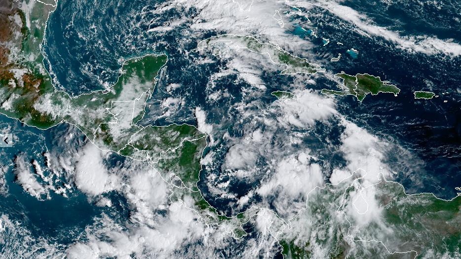 Why a tropical disturbance in the Caribbean will keep clear of the eastern US
