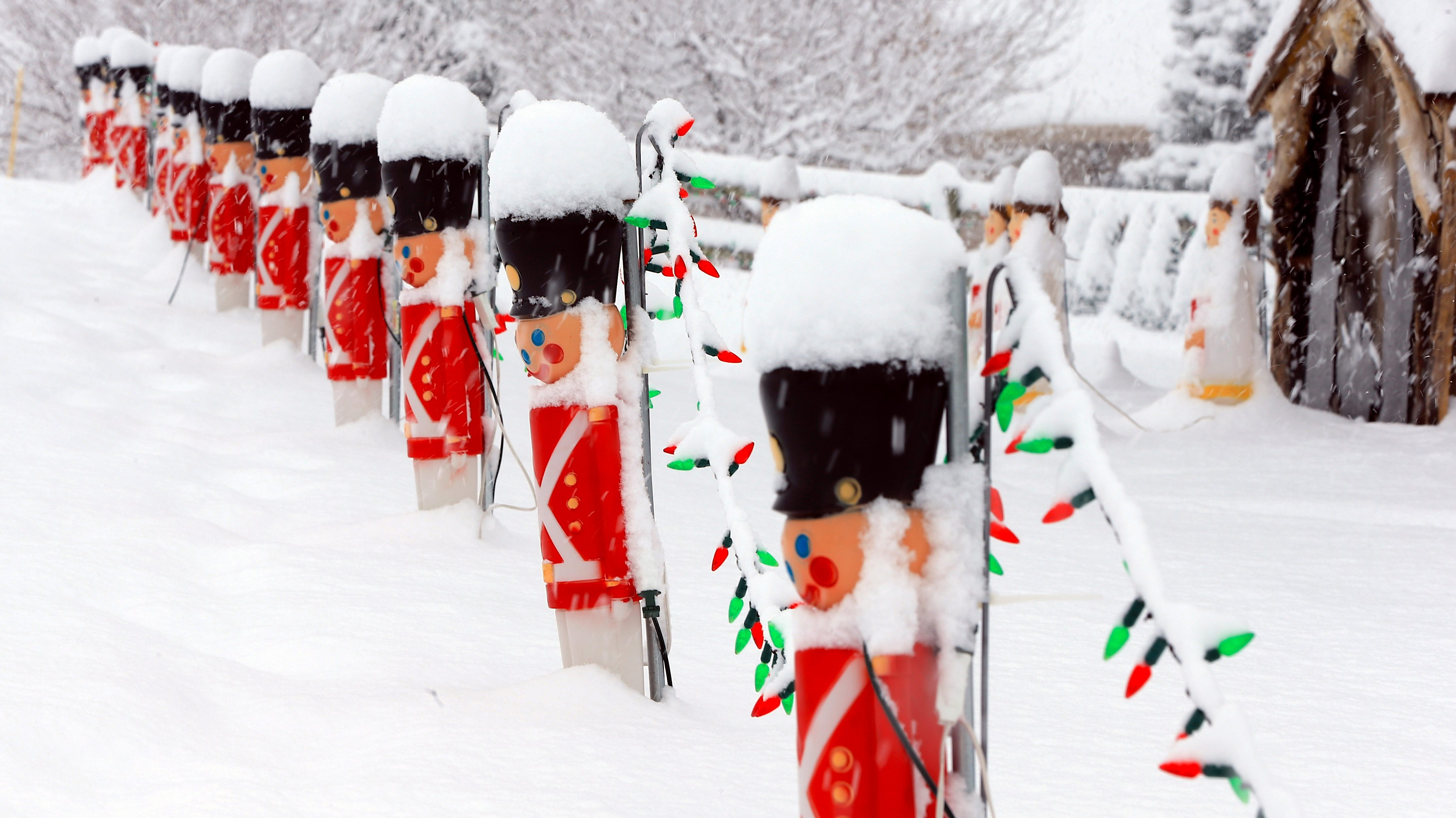 Chances For A White Christmas 2021 Accuweather 2020 White Christmas Forecast What Can You Expect To Wake Up To See This Holiday Accuweather